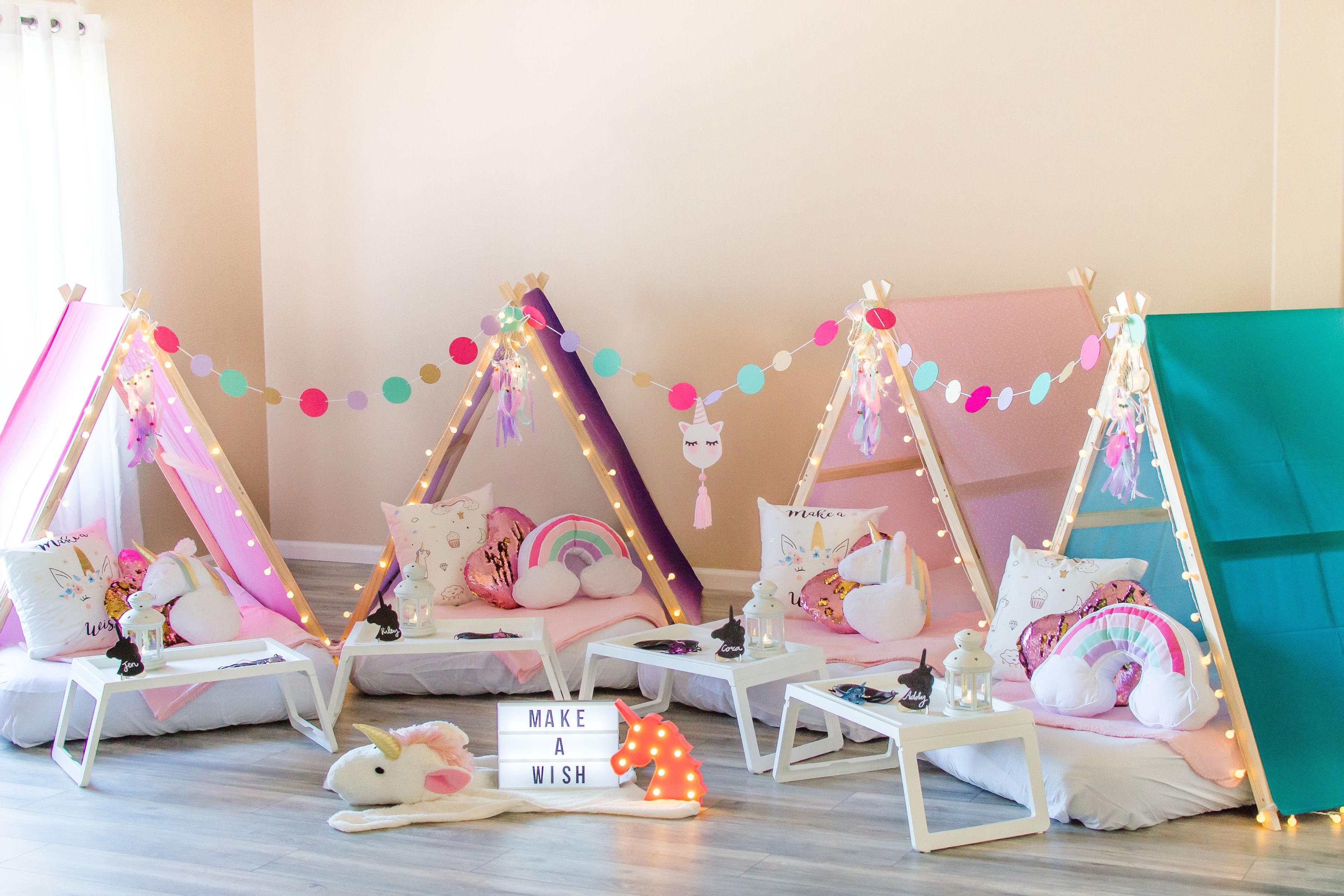 watch 6ec33 45075 Tiny TeepeeZzz – Slumber Party Tent Rentals l Themed ...